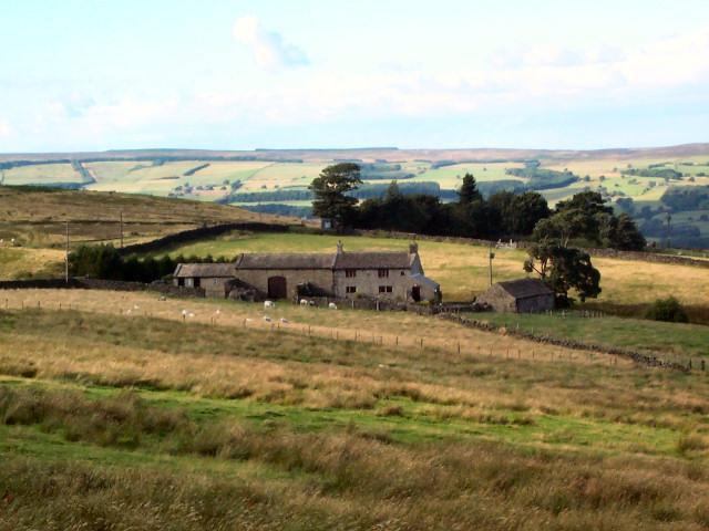 Carr Bottom Farm, near Burley Woodhead