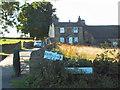 SE1643 : Derry Hill Farm by David Spencer