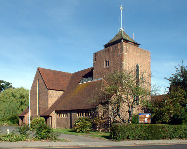 All Saints church, Spring Park, Shirley, Croydon