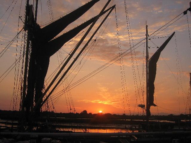 Maldon Hythe-Thames Barge