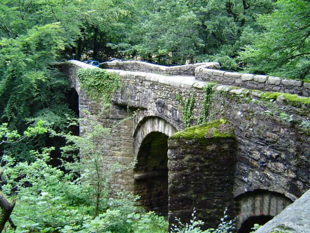 Holne Bridge - Dartmoor