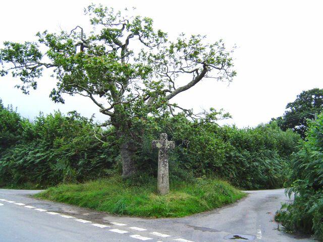 Scorriton Crossroads - Dartmoor
