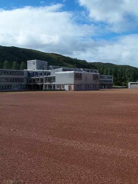 Greenock High School