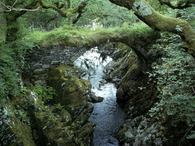 Bridge, Afon Machno