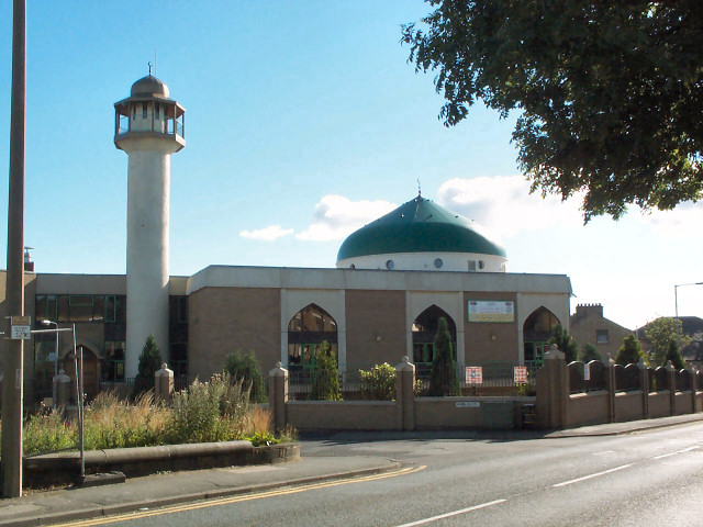 Hanfia Mosque, Carlisle Road