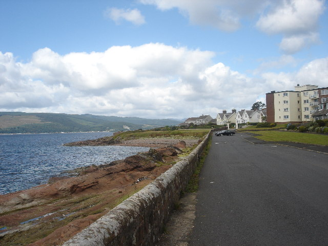 Seafront Wemyss Bay