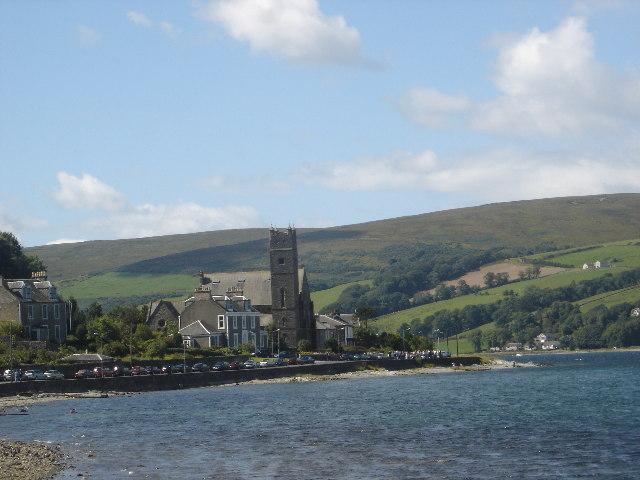 Port Bannatyne, Rothesay