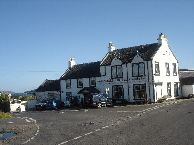 Kingarth Hotel Bute