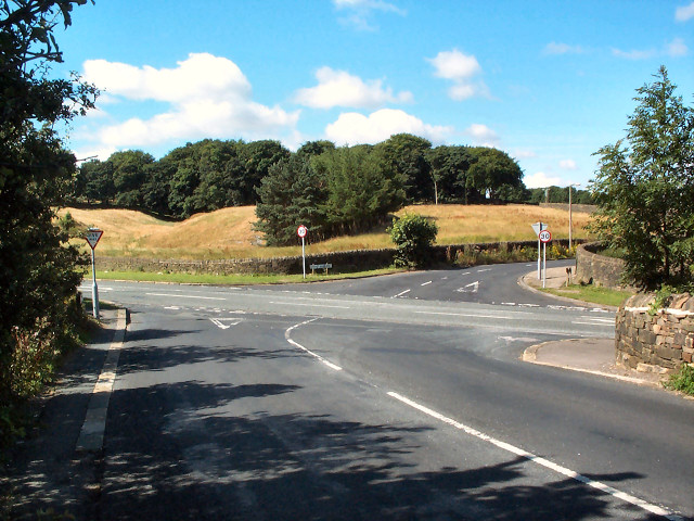 End of Stoney Ridge Road