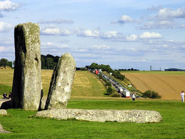 A303(T) Queues at Stonehenge