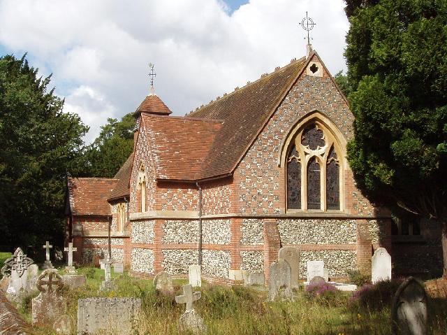 St Anne's Church, Dropmore