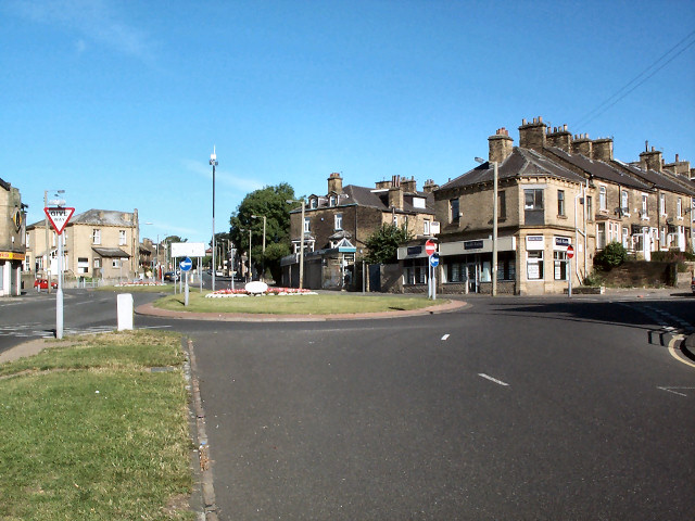 Junction of Toller Lane, Duckworth Lane and Lilycroft Road