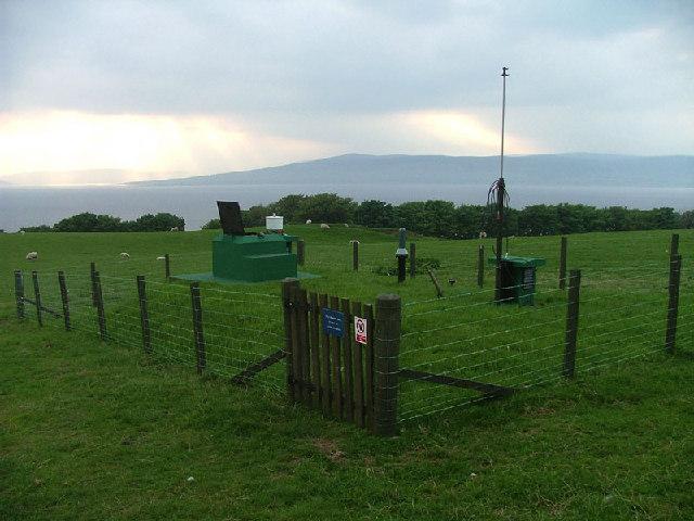 Skelmorlie Royal Observer Corps Post
