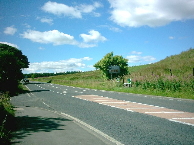 A666/B6391 Junction