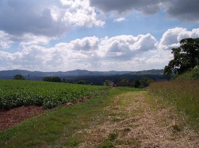 Bridleway to Homehouse Farm