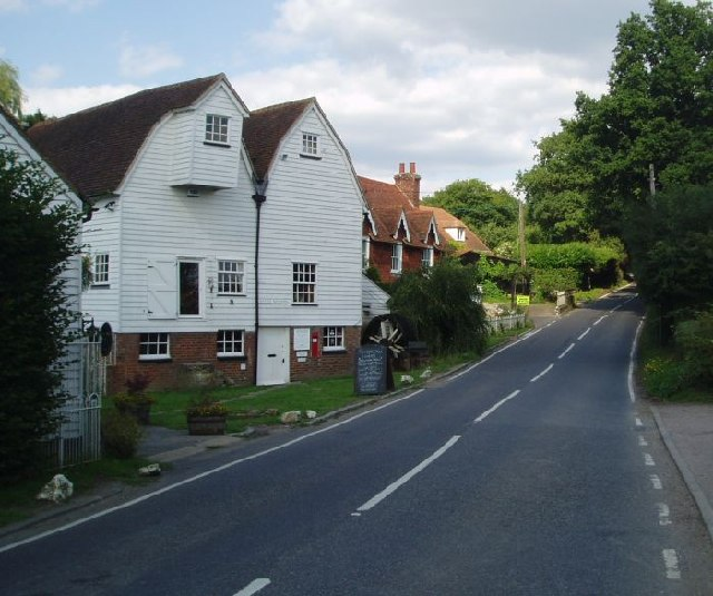 Haxted Mill