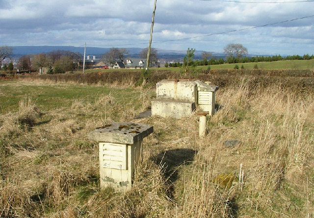 Gilbertfield Royal Observer Corps Post