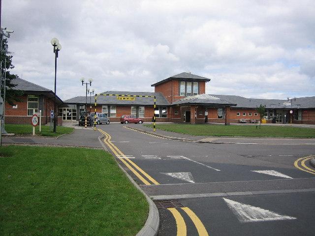 Robert Peel Hospital