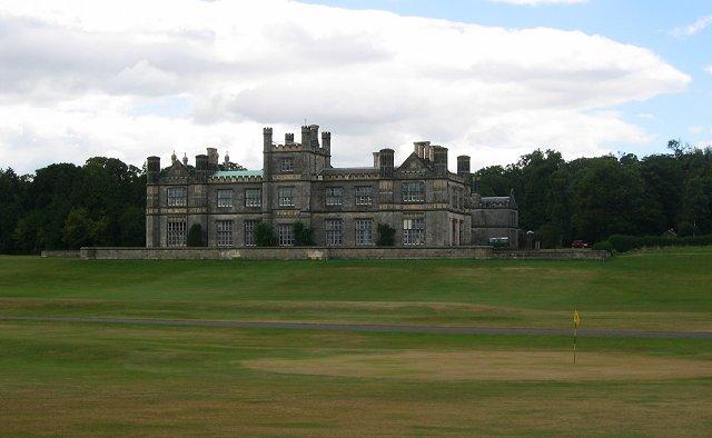 Dalmeny House