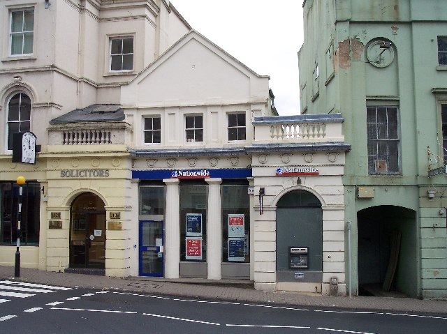 The (old) Pump Rooms