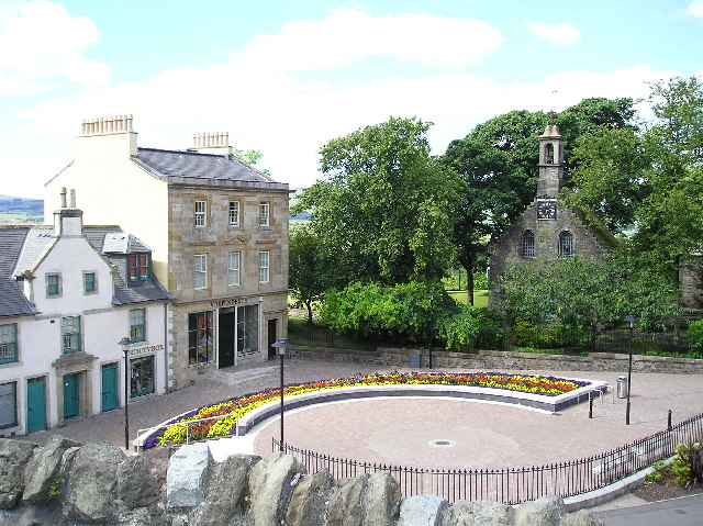 Beith  Auld Kirk and The Cross