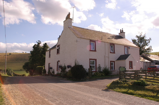 Farmhouse at Burnfoot