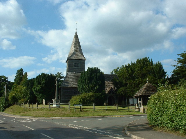Newdigate Church