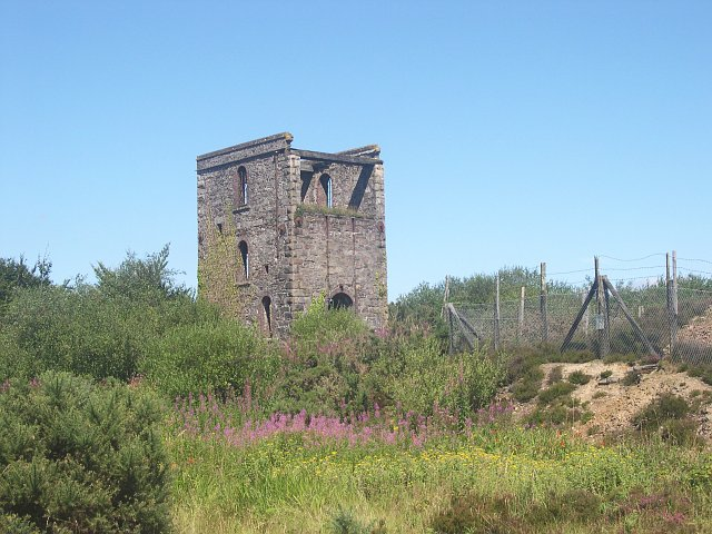 Engine House on Hingston Down