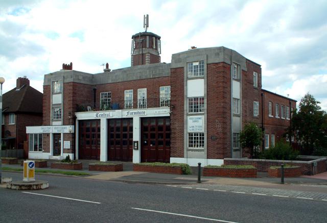 West Wickham Fire Station