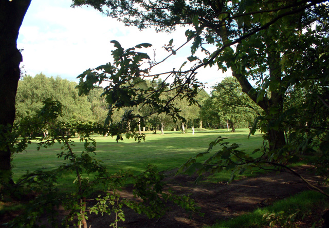 Langley Park Golf Club