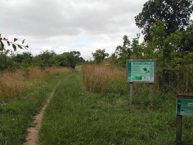Bonney Doles Nature reserve