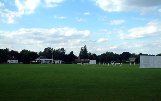 Old Dunstonians Sports Ground, Beckenham
