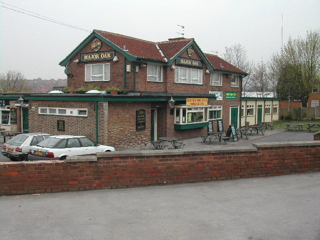 Major Oak Public House