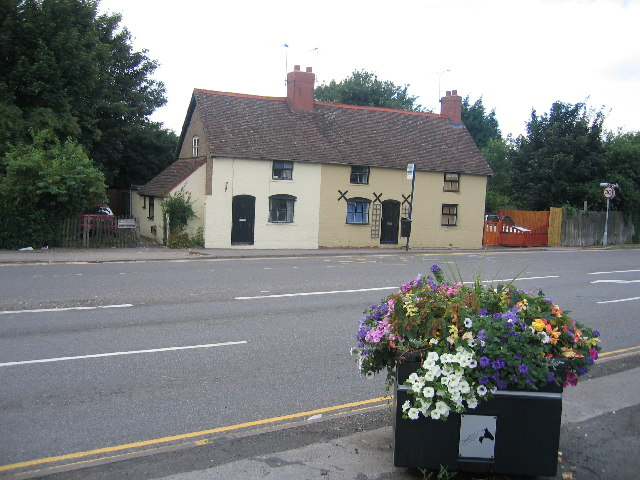 Old Houses, St James lane