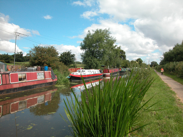 Shropshire Union Canal Moorings