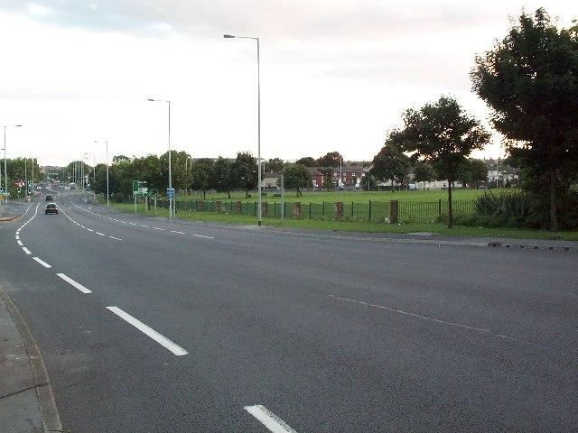 Thornbury roundabout