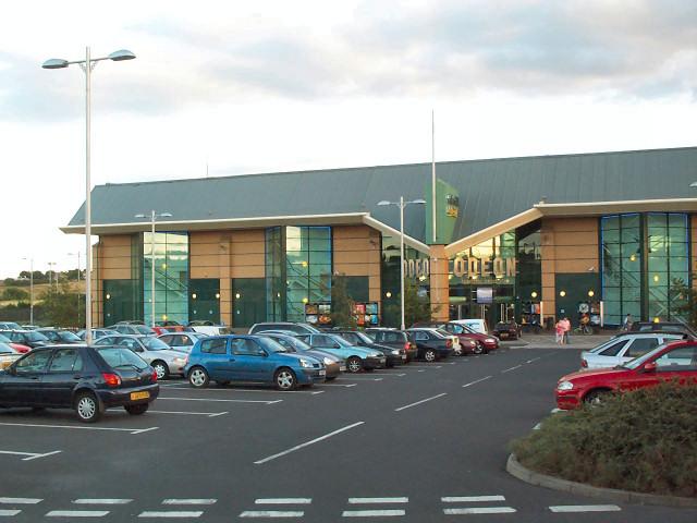 Odeon cinema, Thornbury