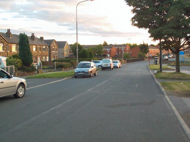 Tyersal Road, Tyersal