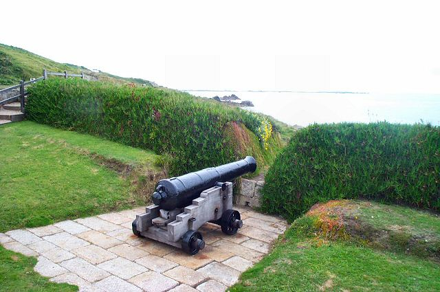 Cannon - Scillies