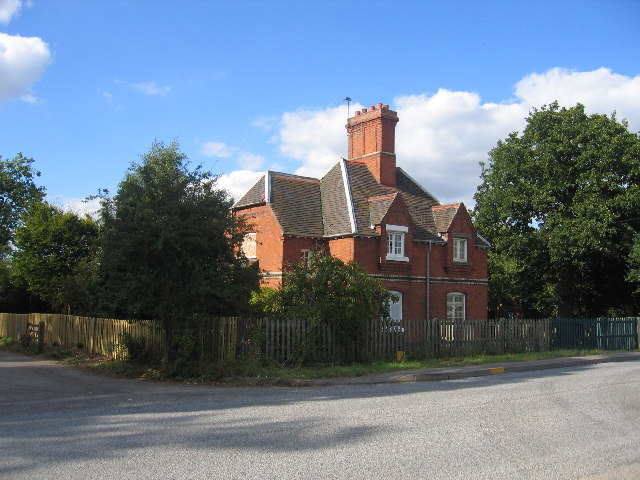Lodge, Coombe Abbey park
