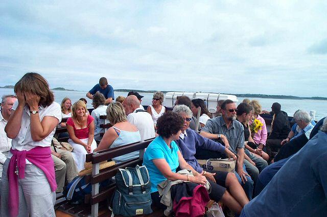 St Martin's Ferry - Scillies