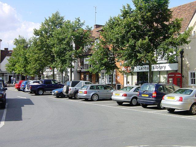 Lenham Square