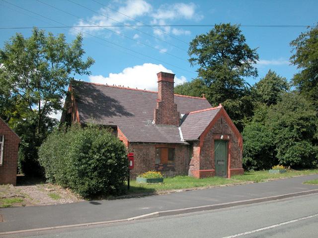 Church Hall Thornton le Moors Cheshire