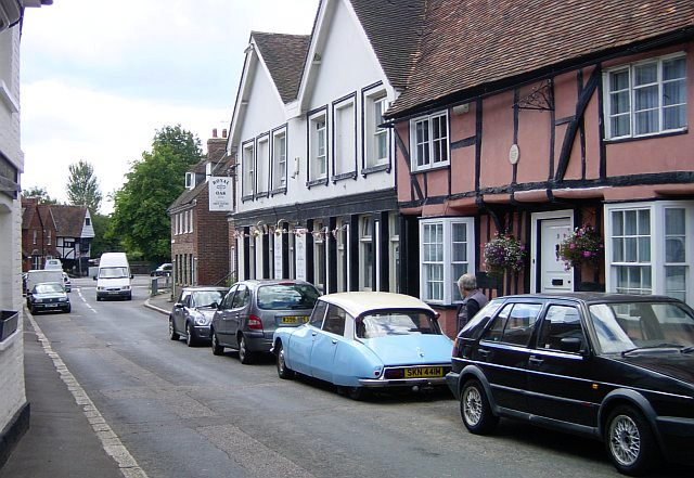 The High Street, Charing