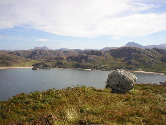 Gruinard Bay from Creag Mhor