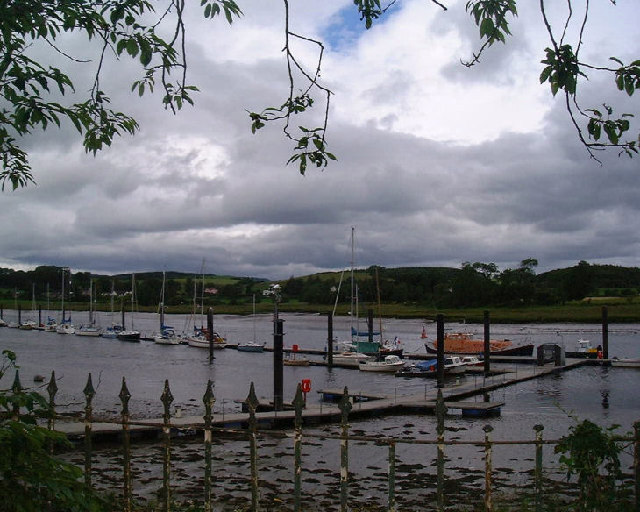 The River at Kirkcudbright