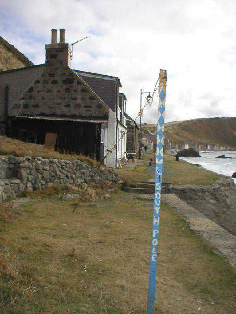 The South Pole, Crovie