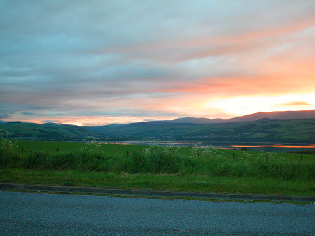 Scottish Sunset