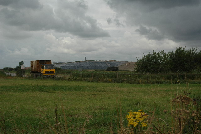 Arpley Land Fill Site
