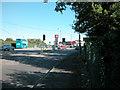 SJ4070 : Moston road junction by Dennis Turner